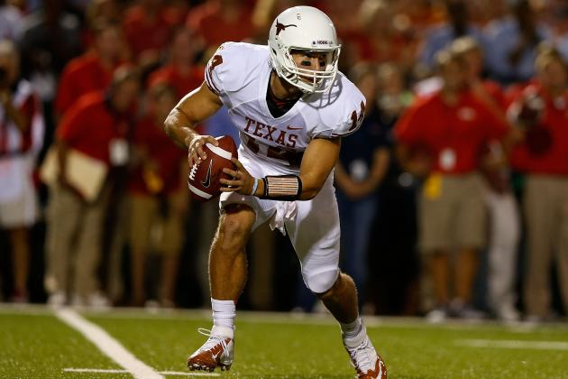 Which Texas FBS Team Will Stay Undefeated?