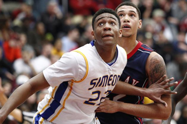 College Basketball Recruiting: B/R's October Ranking of the Top 2013 Recruits