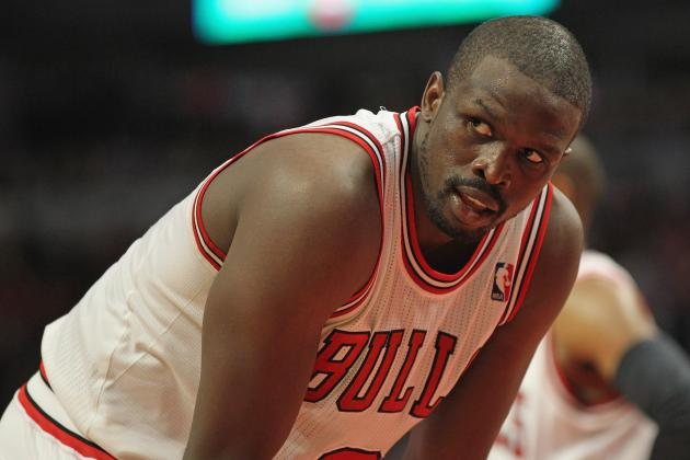 Pros and Cons of Chicago Bulls Trading Luol Deng During the 2012-13 Season