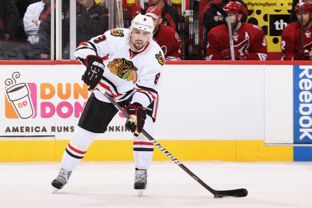 10 Chicago Blackhawks Hurt Most by the NHL Lockout