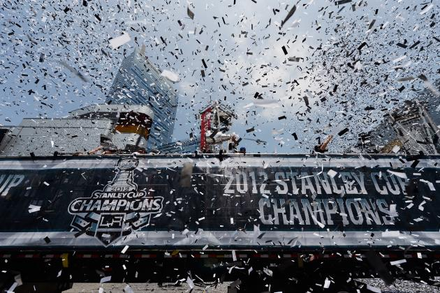 Los Angeles Kings: 5 Things They Need to Do to Repeat as Stanley Cup Champions