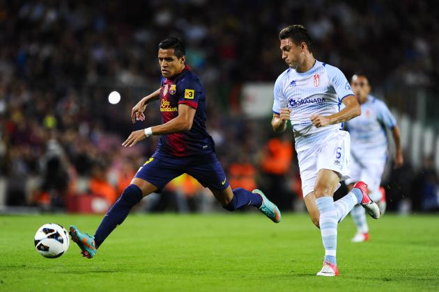 FC Barcelona: 4 Reasons Why Alexis Sanchez No Longer Deserves to Start