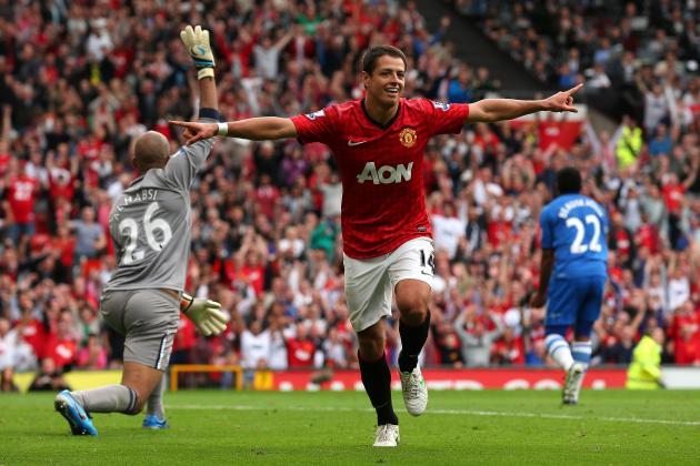 Javier Hernández: Reasons to Believe the Man United Striker Is on the Way Back