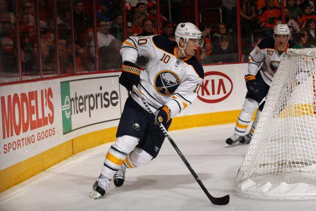 Buffalo Sabres: 3 Players Who Could Follow Christian Ehrhoff Overseas