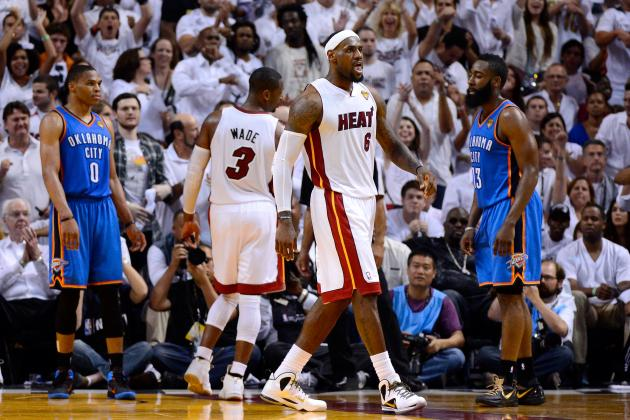 One Advantage the Miami Heat Has over Each 2012-13 NBA Title Contender