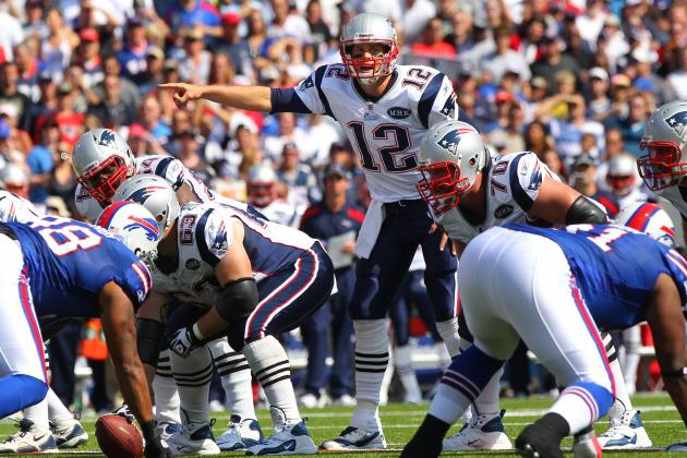 New England Patriots 2012: Keys to Week 4 Victory over Buffalo Bills