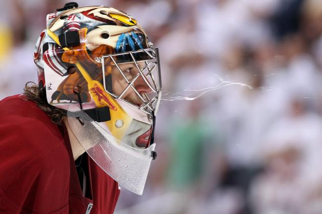 Phoenix Coyotes: 3 Reasons They Need to Extend Mike Smith's Contract ASAP