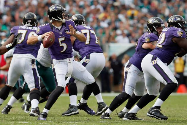 Baltimore Ravens: Stat Projections for Key Players vs. Browns