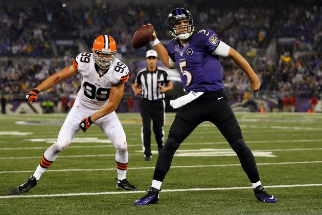 Browns vs. Ravens: Final Grades, Analysis for Baltimore