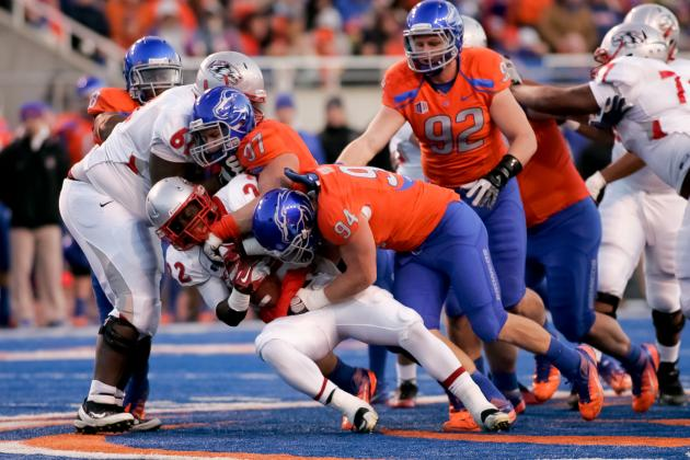 Boise State vs. New Mexico: Complete Game Preview