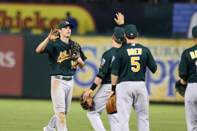 Predicting the Full 2012 Postseason Roster for the Oakland A's