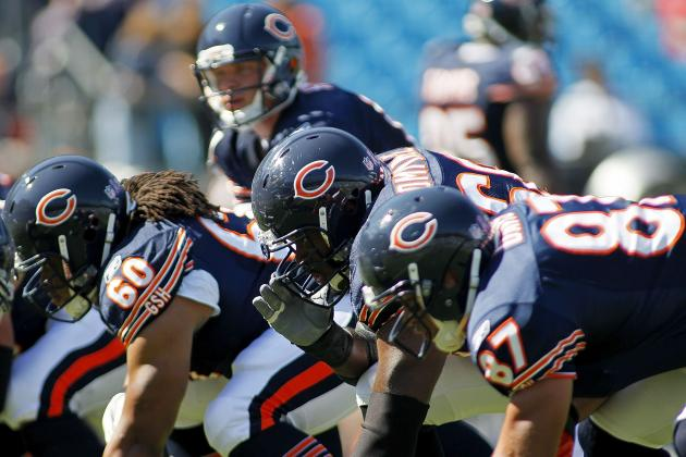 Chicago Bears: Will the Bears' O-Line Be a Season-Long Issue?