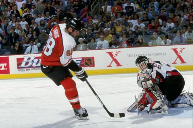 Philadelphia Flyers: Best Goal Scorers in Franchise History