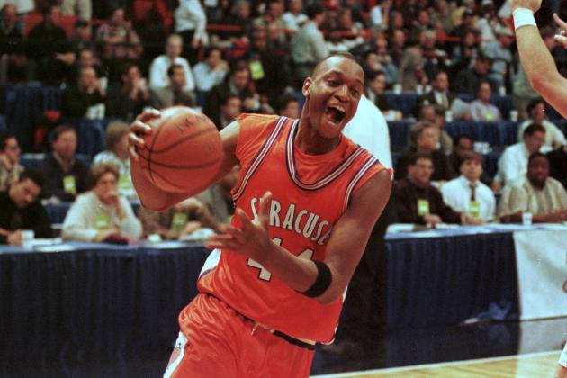 Syracuse Basketball: 6 Greatest Senior Seasons in Orange History