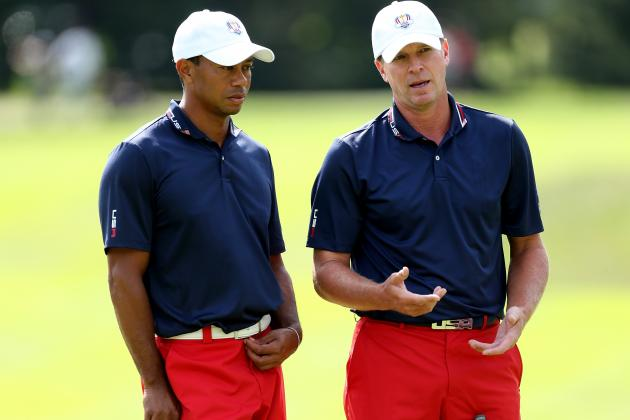 Ryder Cup 2012: Partners to Look for in Fourball and Foursome Pairings