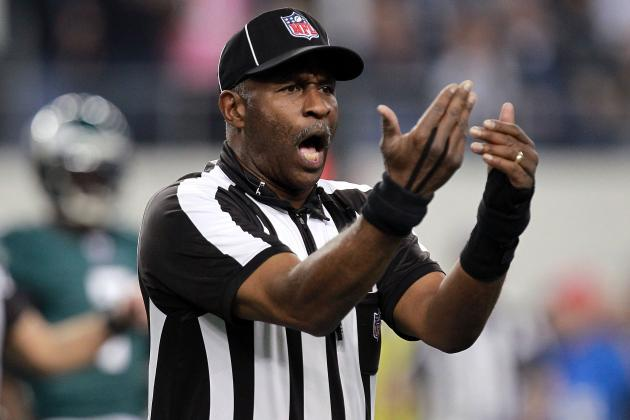 NFL: 7 Rules the League Must Change Now That the Regular Referees Are Back