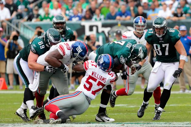 Giants vs. Eagles: A How-To Guide for the G-Men Stopping Michael Vick