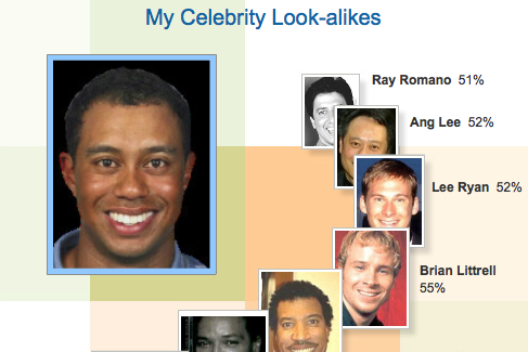 Top 10 in the Official World Golf Ranking and Their Celebrity Look-a-Likes