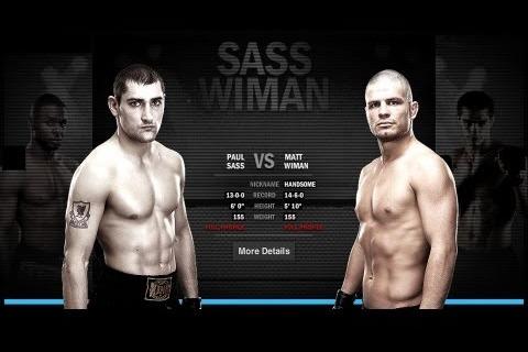 UFC on FUEL TV 5: Paul Sass vs. Matt Wiman Head-to-Toe Breakdown