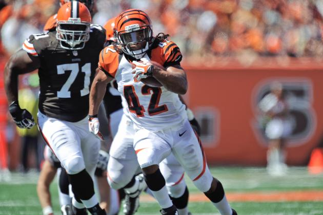 Fantasy Football Week 4: Four RBs with Great Match Ups