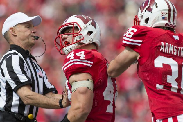 Wisconsin Football: Grading Badgers' Positional Units After the First 4 Games