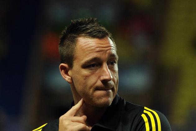 John Terry Banned 4 Games: 3 Players Who Must Step Up in Meantime for Chelsea