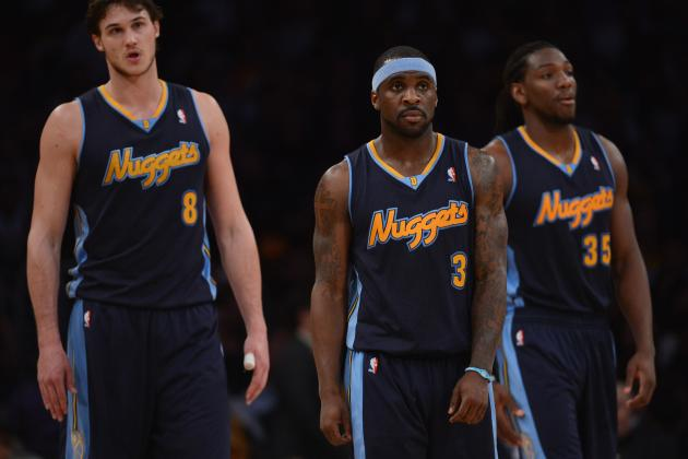Denver Nuggets: Complete Preview, Predictions & Storylines to Watch in 2012-13