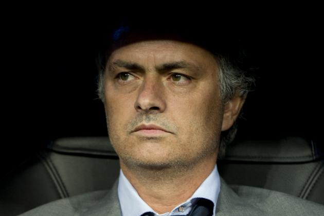 Real Madrid: Why Jose Mourinho's Tactics Aren't Working in La Liga