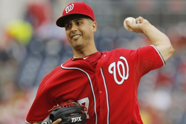 NL Cy Young Award Rankings: Gio Gonzalez Makes for a Three-Man Race