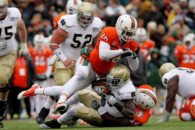 5 Bold Predictions for Notre Dame vs. Miami