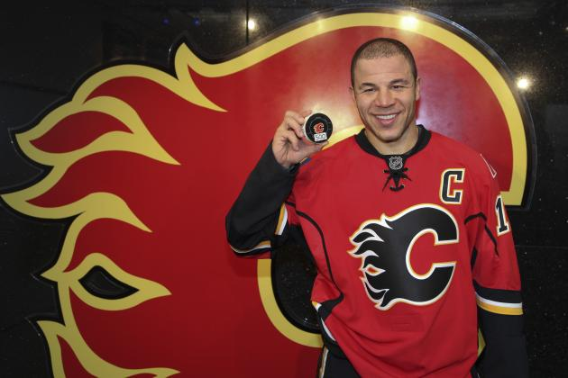 NHL Trade Speculation: 5 Top Candidates to Land Jarome Iginla in 2012-13