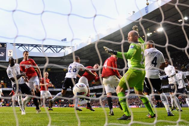 Manchester United v Tottenham: Complete Preview, Team News & Projected Lineups
