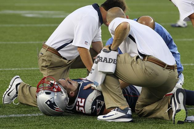 New England Patriots vs. Buffalo Bills: Week 4 Injury Breakdown