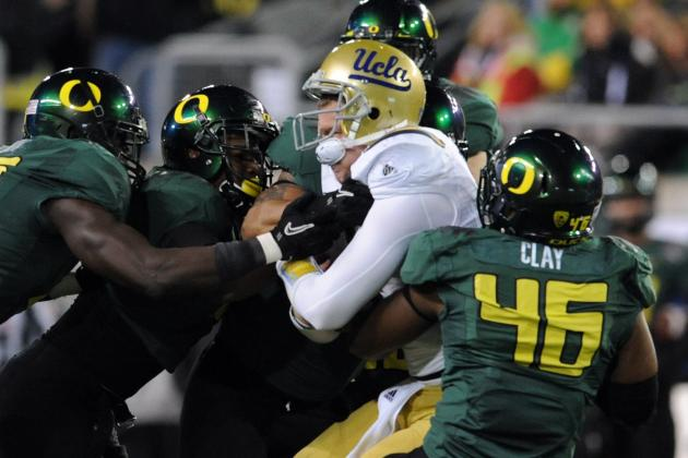 Oregon Football: Top Positions the Ducks Must Still Recruit in 2012