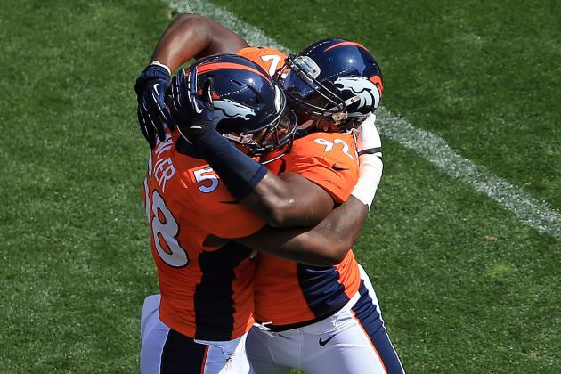 Denver Broncos: Von Miller May Be the NFL's New King of Celebrations