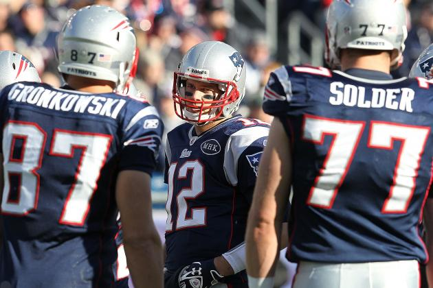 New England Patriots: Stat Projections for Starters and Key Reserves vs. Bills