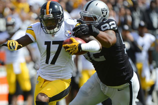 Pittsburgh Steelers: Full 53-Man Report Card Grades Through the Bye Week