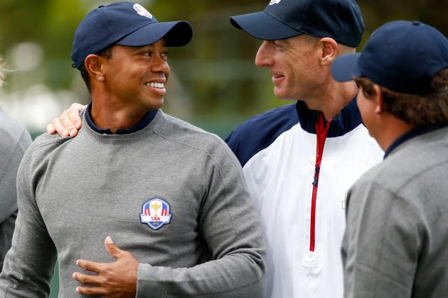 Ryder Cup 2012: From Tiger Woods to Keegan Bradley, Team USA's Richest Golfers