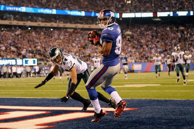 New York Giants: Stat Projections for Starters and Key Reserves vs. Eagles
