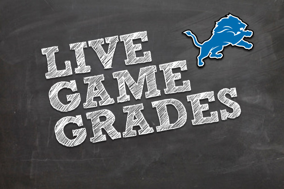 Vikings vs. Lions: Final Report Card, Player Grades for Detroit
