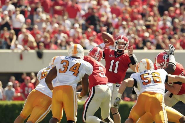 Georgia Football: 5 Keys to the Game vs. Tennessee