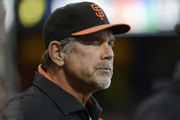SF Giants: How Does Bruce Bochy Set Up the Pitching Staff for the Playoffs?