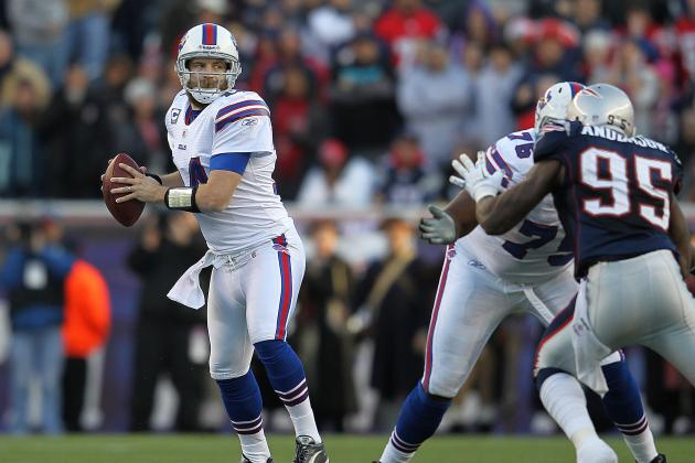 Buffalo Bills: Stat Projections for Starters and Key Reserves vs. New England