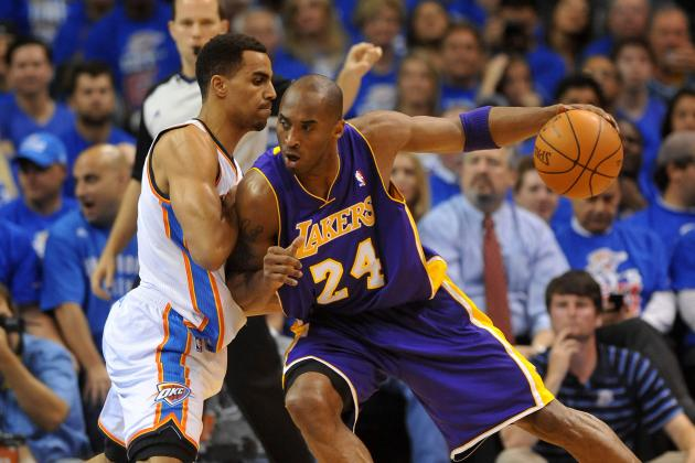 7 NBA Teams Standing Between L.A. Lakers and a Championship in 2013