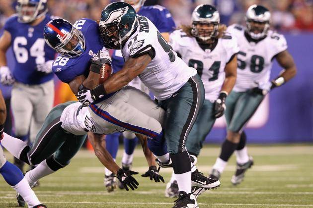 Philadelphia Eagles and New York Giants Rivalry: 8 Unforgettable Games