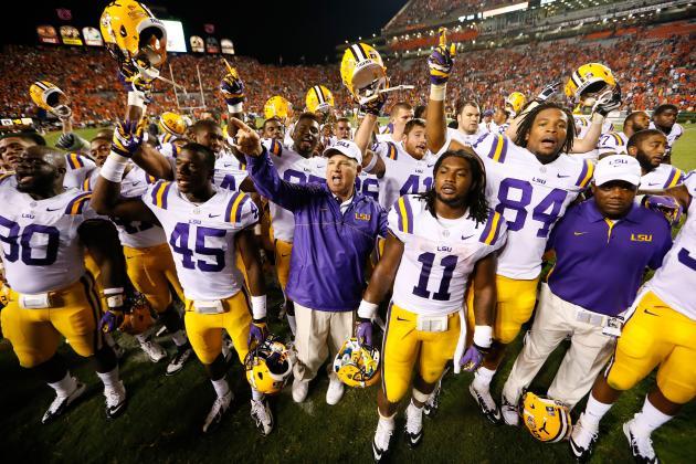 SEC Teams Guaranteed to Lose in October