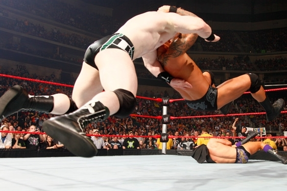 5 Best Finishers in the WWE Right Now