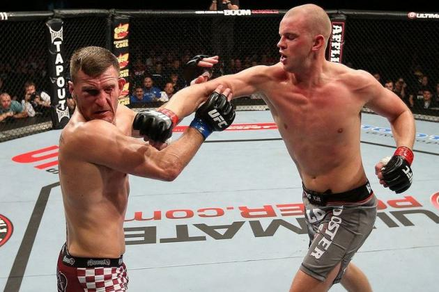 UFC on Fuel TV 5 Results: Post-Fight Matchmaking for the Entire Fight Card
