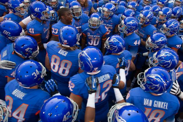 Boise State Football Player Power Rankings: First Quarter of the Season Edition