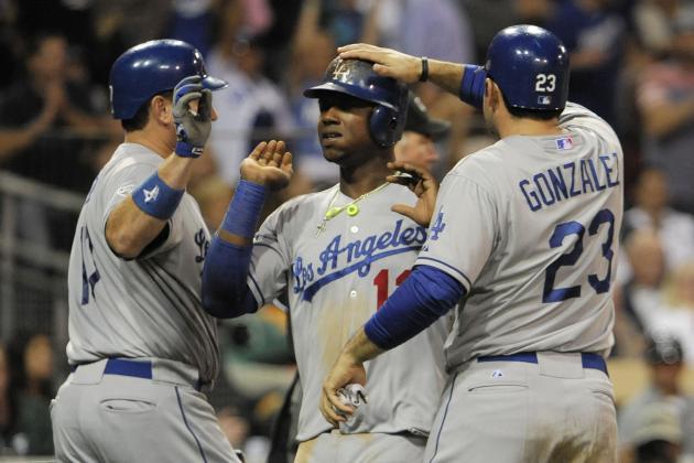 Los Angeles Dodgers: Next Season's Starting Lineup